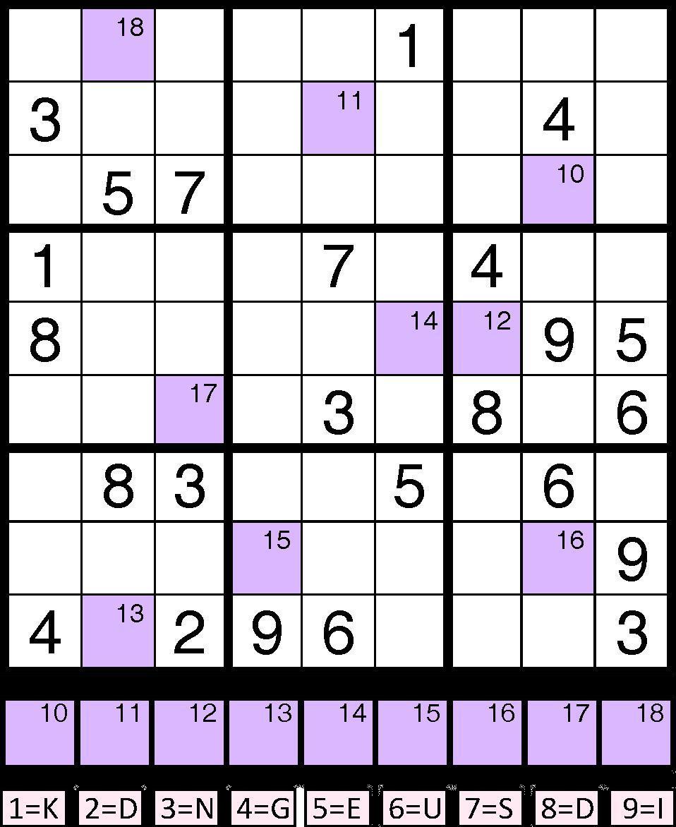 Woord-sudoku