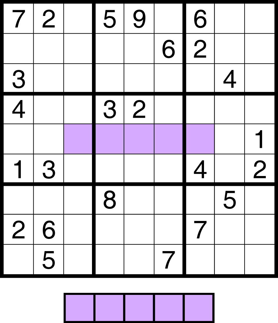 Sudoku kleur